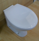 Slow Plus Top Fix Soft Close Toilet Seat - 02015582